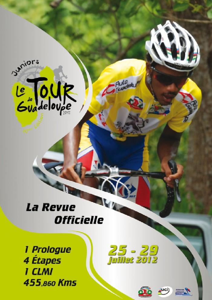 tour cycliste de la guadeloupe 2012