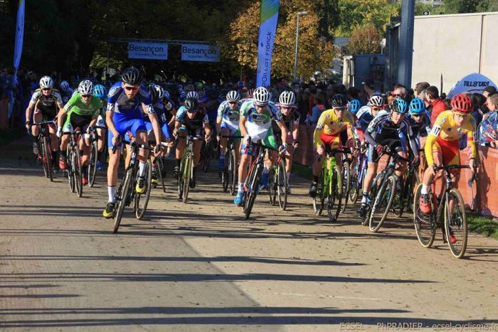 Calendrier Fsgt Cyclisme 2019.Le Championnat De France De Cyclo Cross 2019 Attribue
