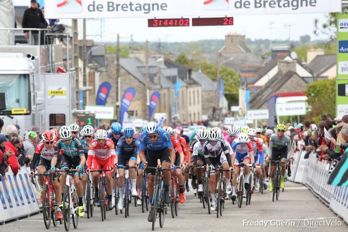 Bretagne Cycliste Calendrier 2020.Le Tour De Bretagne Devoile Son Grand Depart Pour 2020