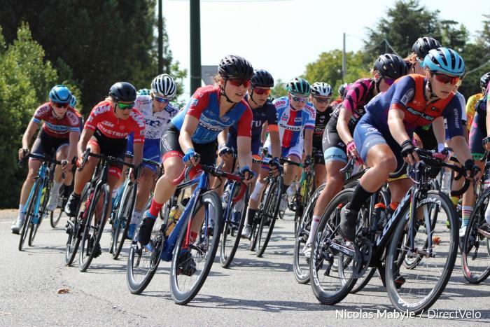Calendrier Course Cycliste Professionnel 2020.Feminines Le Calendrier Francais Uci 2020 Actualite
