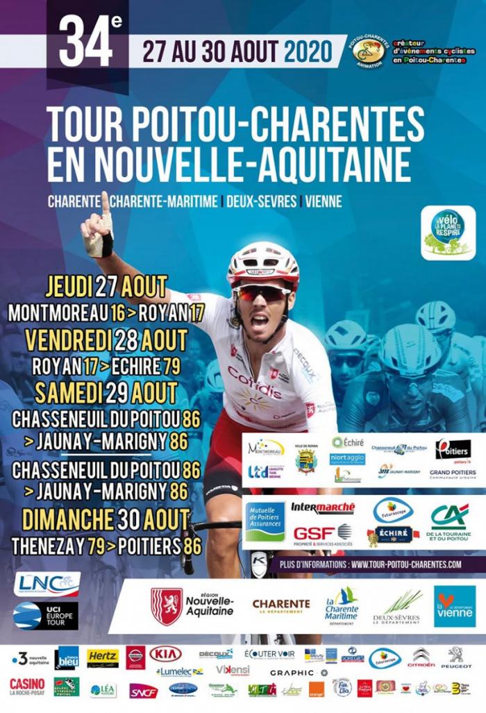 Calendrier Ffc Poitou Charentes 2022 Tour Poitou Charentes : Les engagés   Actualité   DirectVelo