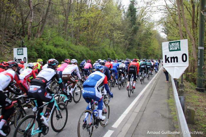 Calendrier Des Courses Cyclistes 2022 WorldTour : Le calendrier 2022   Actualité   DirectVelo