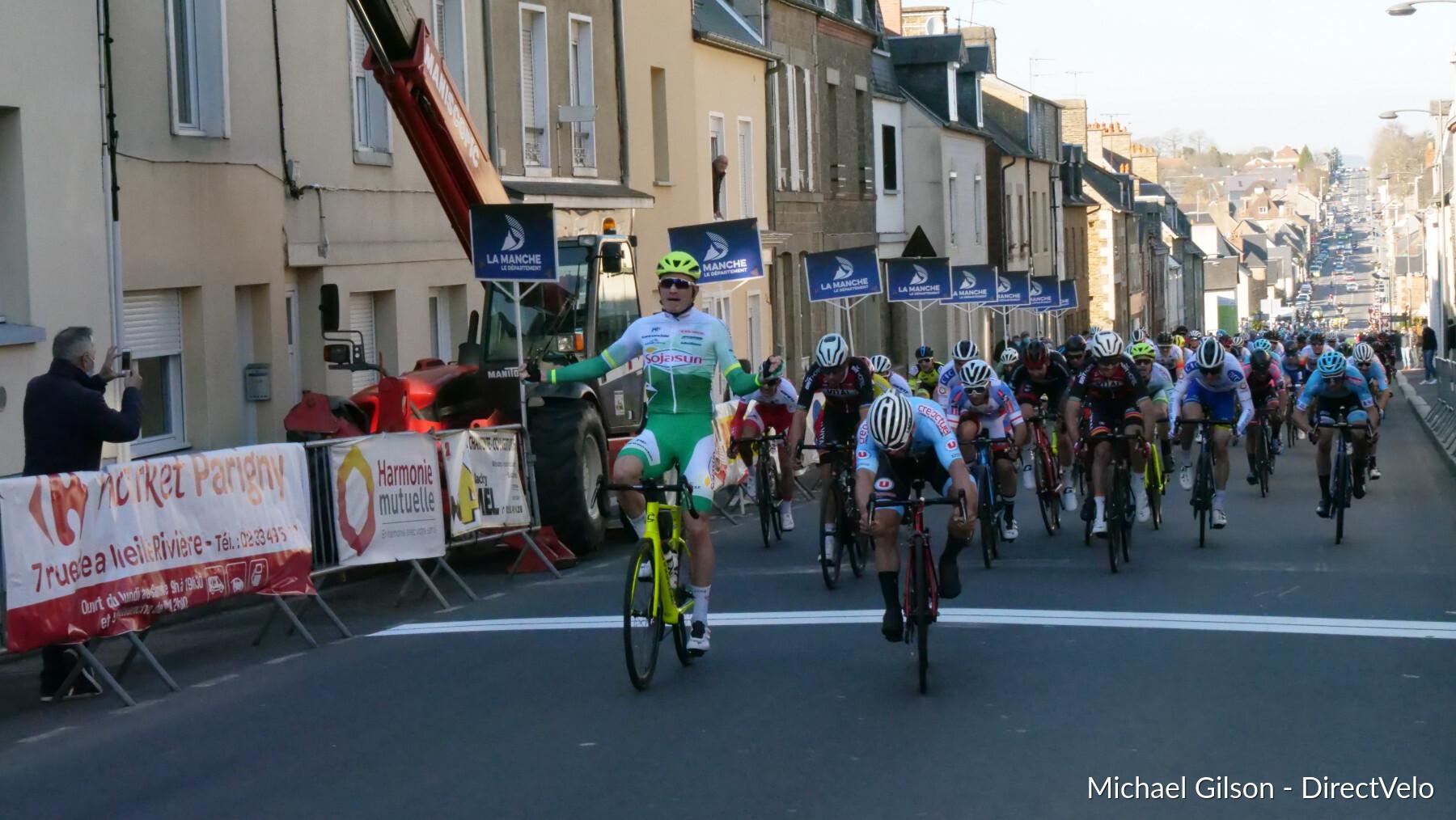 Grand Prix de Saint-Hilaire-du-Harcouët : Classement - Actualité - DirectVélo